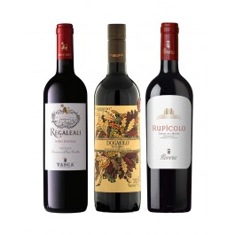 90+ Rated Italian Reds
