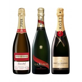 90+ Rated Springtime Champagne