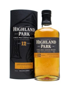 Highland Park 12 Year Old Single Malt