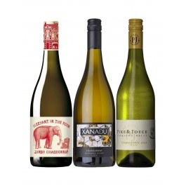 90+ 评分澳大利亚霞多丽干白3瓶装