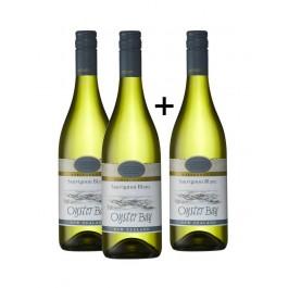 蚝湾马尔堡长相思干白葡萄酒- 买二送一