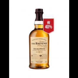 百富12年双桶单一麦芽威士忌