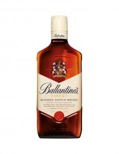 Ballentines最上乘的苏格兰威士忌