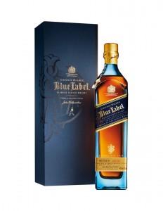 尊尼获加蓝方威士忌