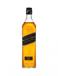 尊尼获加黑方威士忌礼盒装