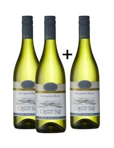 蚝湾马尔堡长相思干白葡萄酒- 买二赠一