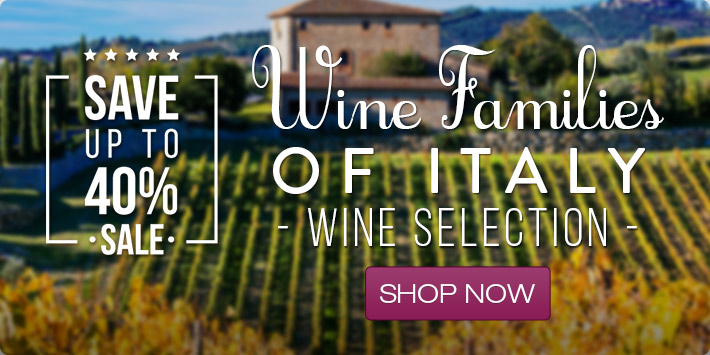 Buy wine online Shanghai China | WINE FAMILIES OF ITALY