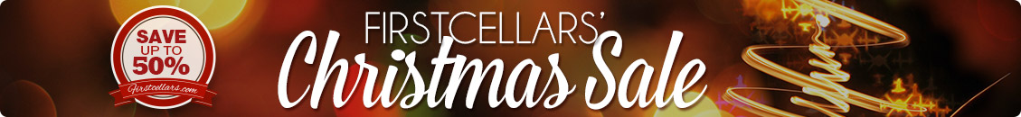 First Cellars Christmas sale